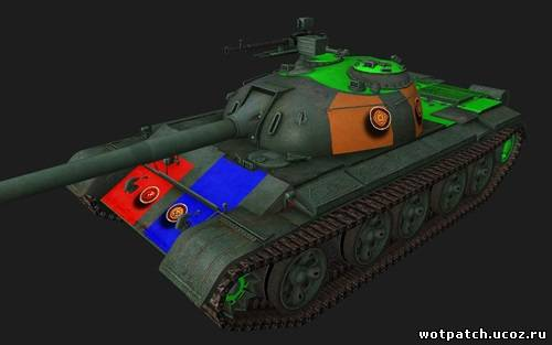 Зоны пробития для World of Tanks [0.8.7]